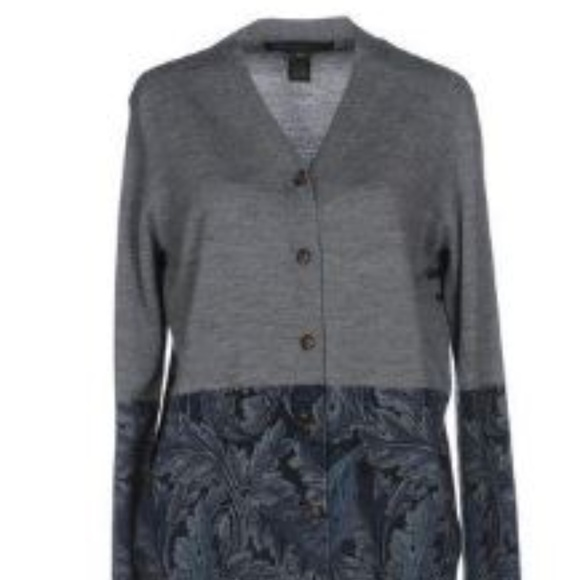Marc Jacobs - Acanthus Printed Cardigan